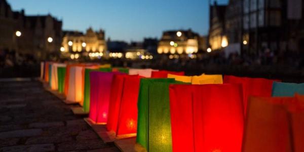 Herdenking 71 jaar Hiroshima-Nagasaki in Gent en Leuven op 6 augustus