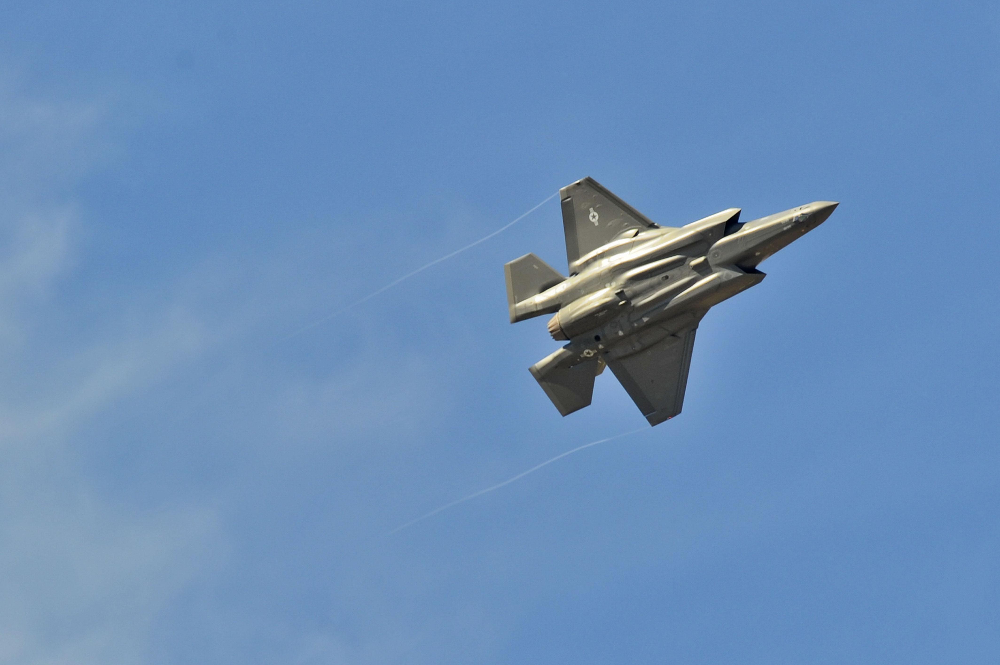 België en de F-35: een kat in een zak