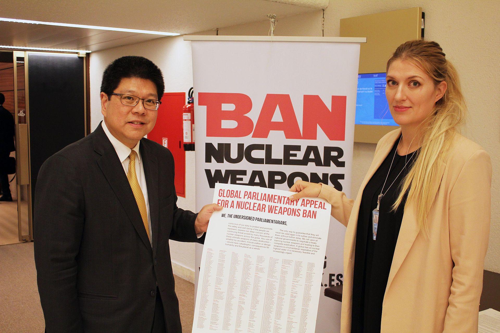Hoever staan we nu eigenlijk met de internationale onderhandelingen voor een kernwapenverbod?