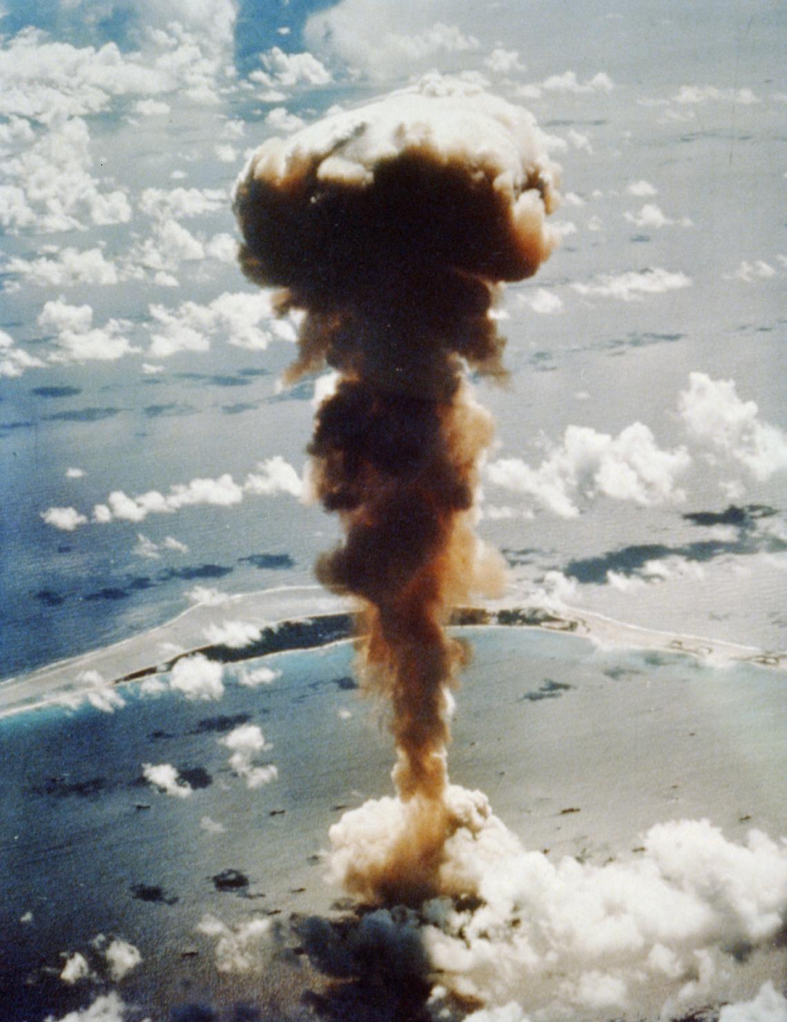 Opinie: België moet pleiten voor verbod kernwapens