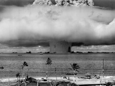 Coalitie veroordeelt mogelijke kernproef