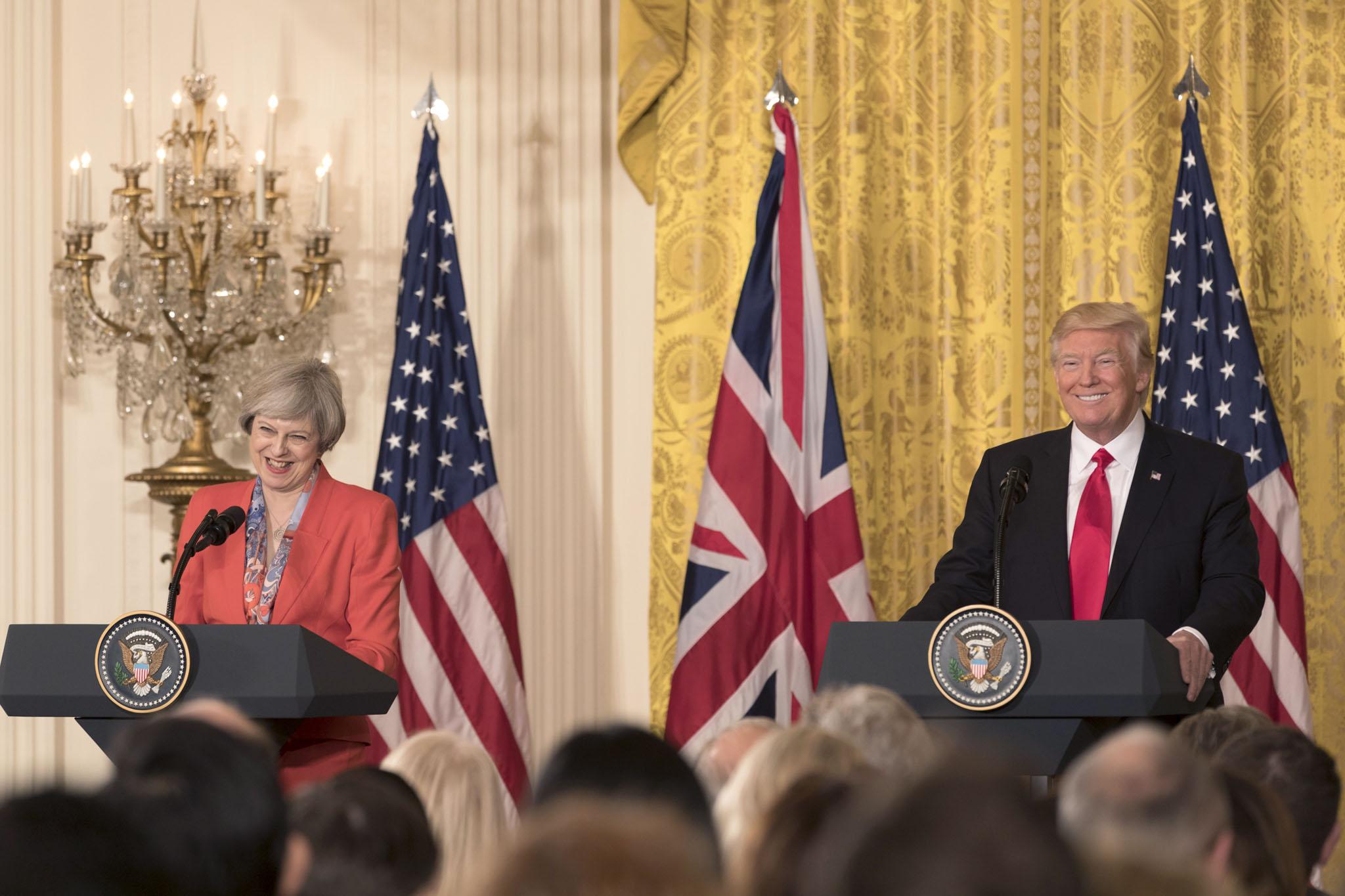 Nucleaire actiebereidheid van de Mays en de Trumps van deze wereld is angstaanjagend