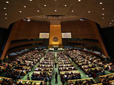 De Belgische Coalitie tegen Kernwapens vraagt dat ons land het regeerakkoord respecteert in de VN