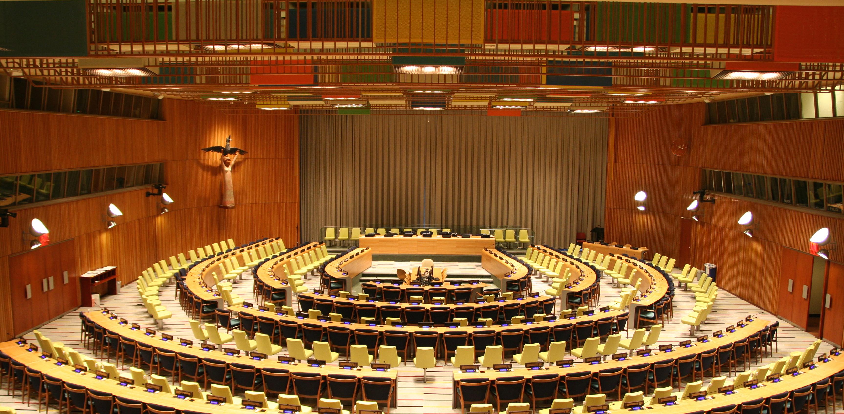 Négociations pour un traité d'interdiction des armes nucléaires en 2017