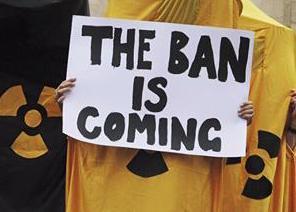 VN start onderhandelingen kernwapenverbod, schizofreen België wil kernwapens behouden
