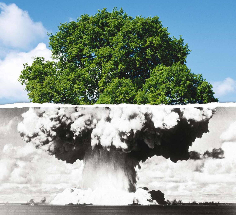 72 jaar Hiroshima en Nagasaki. Herdenkingen in Gent, Leuven, Hasselt en Bergen