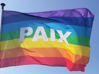 Communiqué de presse : Journée et drapeaux de la paix