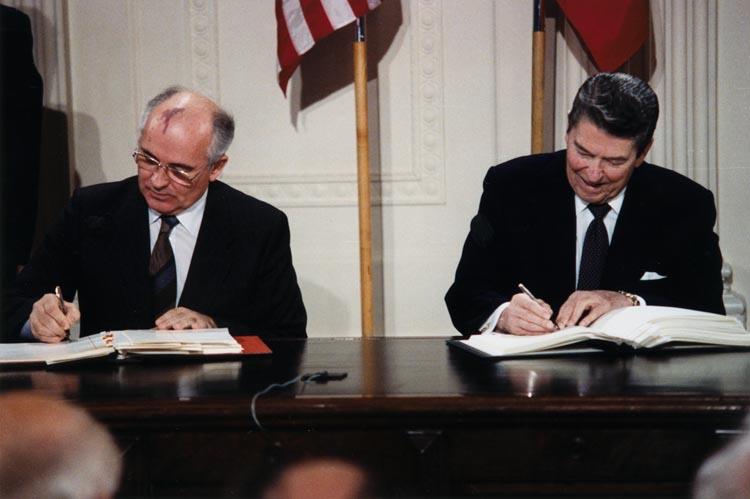 Achtergrond bij terugtrekken VS uit INF-verdrag